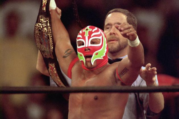 WWE Money in the Bank: Rey Mysterio Should Return in the WWE Title Shot Match