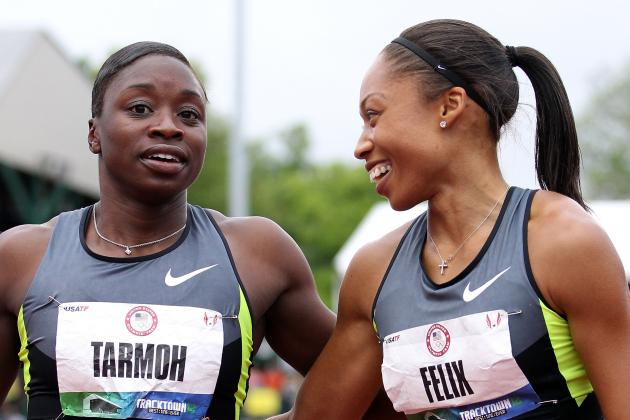 Jeneba Tarmoh Will Not Race Allyson Felix in Runoff, Surrenders Olympic Spot
