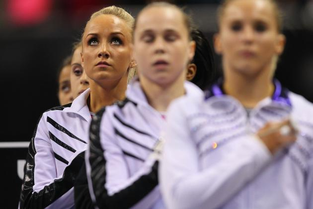 2012 US Olympic Gymnastics Team: Why Nastia Liukin Won't Be Missed in London