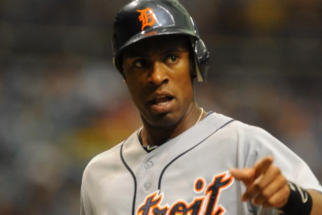 Detroit Tigers' Austin Jackson: Biggest 2012 MLB All-Star Snub