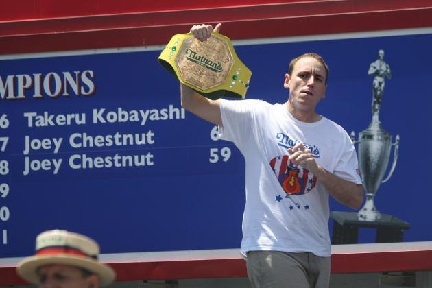 Nathan's Hot Dog Eating Contest 2012 TV Schedule: When and Where to Watch