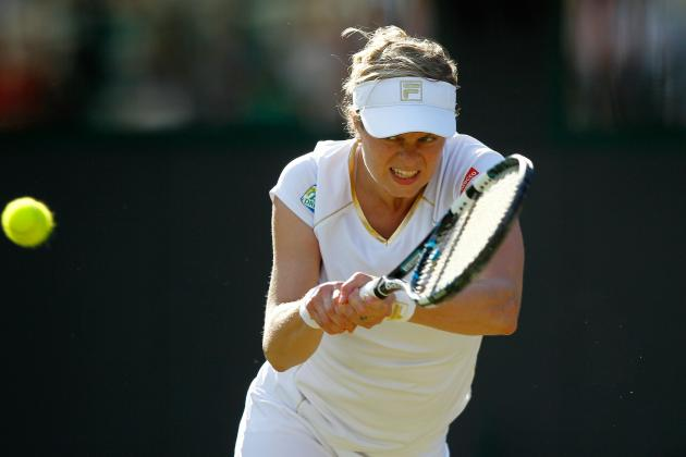 Kim Clijsters Eliminated in Her Last Wimbledon