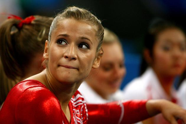 Gymnastics Olympic Trials 2012: Alicia Sacramone Was Biggest Loser at US Trials