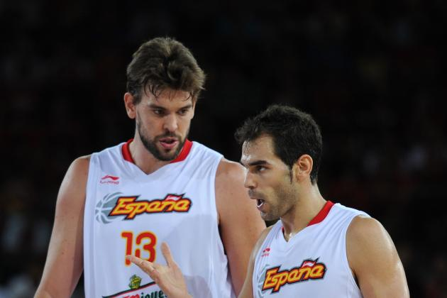 Should Spain Be Favored Against Team USA in the Olympics?