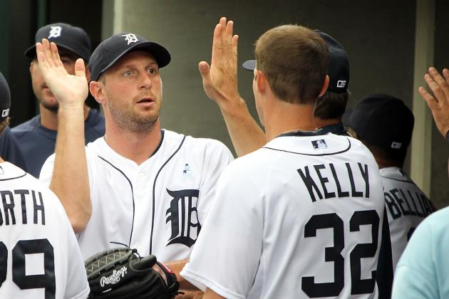 Max Scherzer's Emergence, Courage Just the Spark Detroit Tigers Need