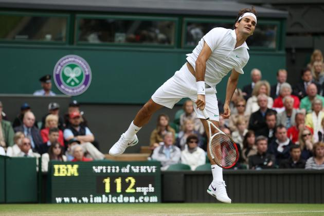 Wimbledon 2012: Roger Federer Proves Resiliency with 4th-Round Victory
