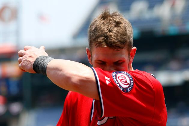 Bryce Harper Is in the Final Vote Contest, but He's Voting for Chipper Jones