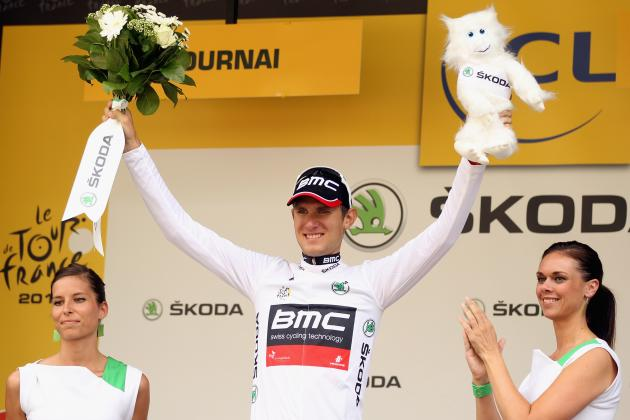 NBC Sports Tour De France 2012: USA's Van Garderen in Good Spot After 2nd Stage