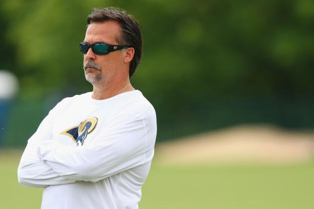 St Louis Rams: Monday's Rams News and Notes at Noon