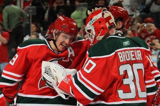 NHL Free Agents 2012: What Martin Brodeur's Re-Signing Means for Zach Parise