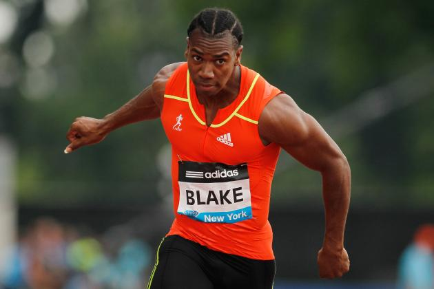 Yohan Blake: Usain Bolt's Swagger Can't Stop Young Star