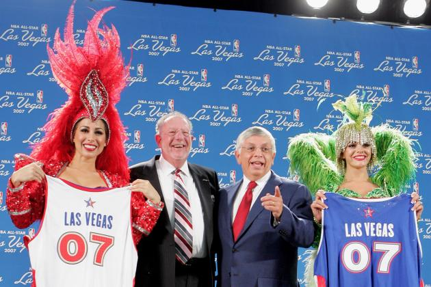 Should David Stern Suck It Up and Allow an NBA Franchise in Las Vegas?