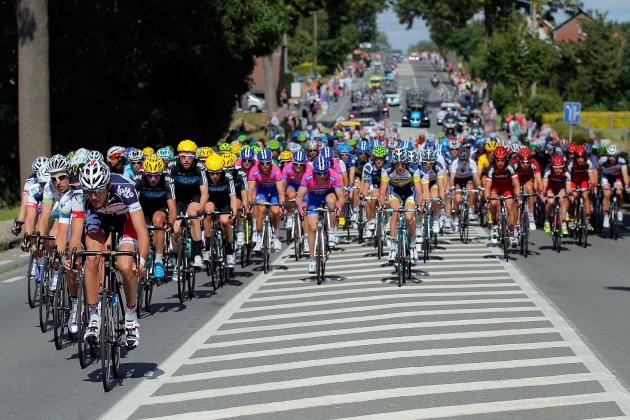 Tour De France 2012 Standings: Riders Who Will Climb the Ranks in Coming Stages