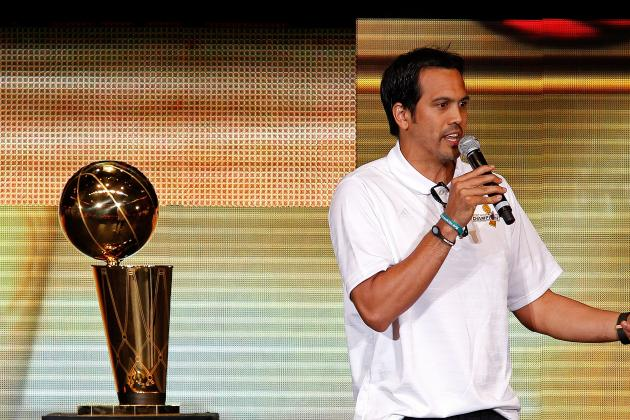 Miami Heat: Erik Spoelstra's Job Still Isn't Safe