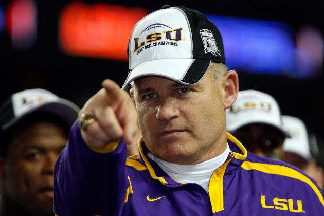 LSU Football: Les Miles' EA Sports Ad Shows off Acting Skills of the Mad Hatter