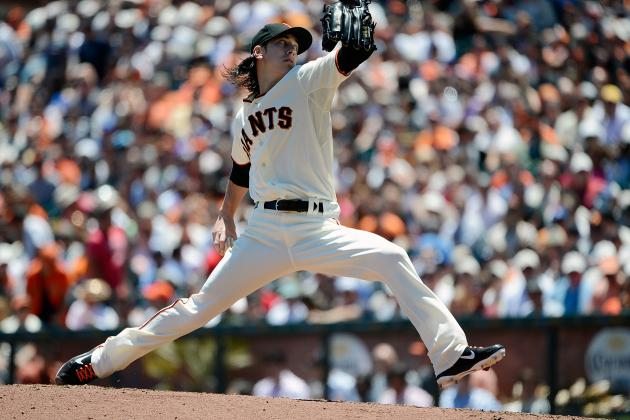 Lincecum, Zimmermann set to square off in DC