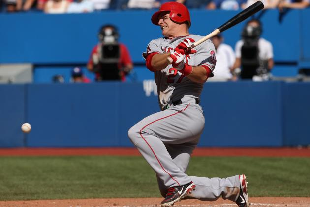 Stark: Trout, Harper Could Be All-Time Greats