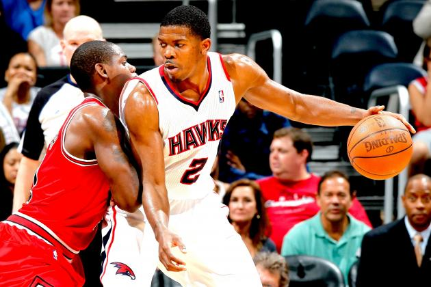 Joe Johnson to Nets: Hawks Reportedly Agree to Trade Star SG to Brooklyn