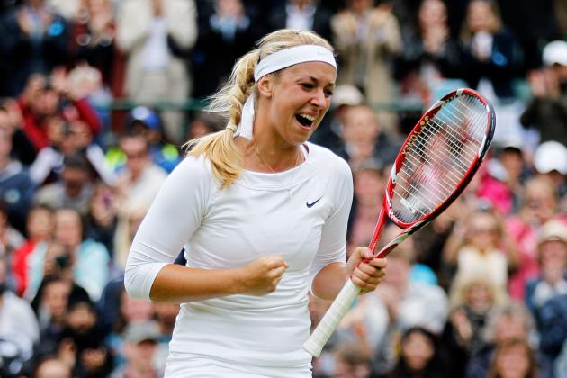 Wimbledon 2012: Day 7 Scores, Results and Recap