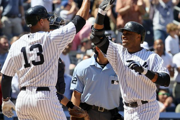 ESPN Gamecast: Yankees vs Rays