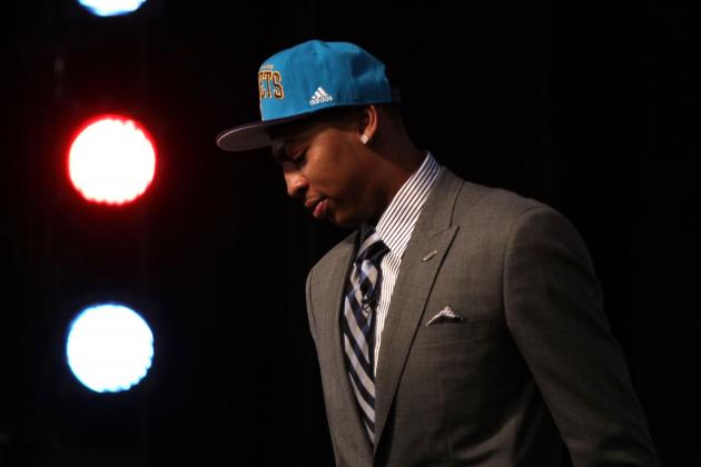 Anthony Davis: The Future of the New Orleans Hornets. Well Maybe....