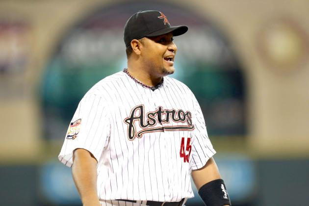 Carlos Lee Reportedly Vetoes Trade from Astros to Dodgers