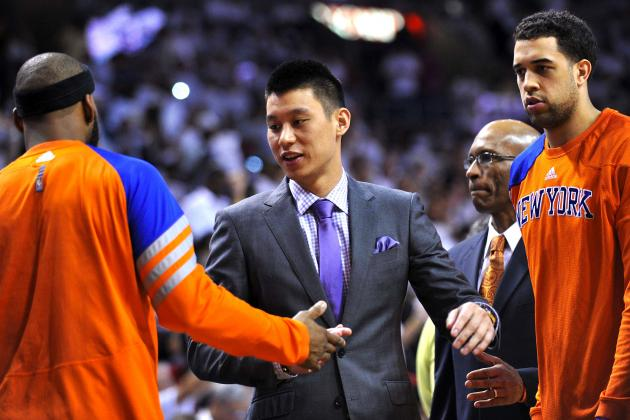 Jeremy Lin Rumors: Poison Pill Deal Could Scuttle Knicks' Chances to Retain Star