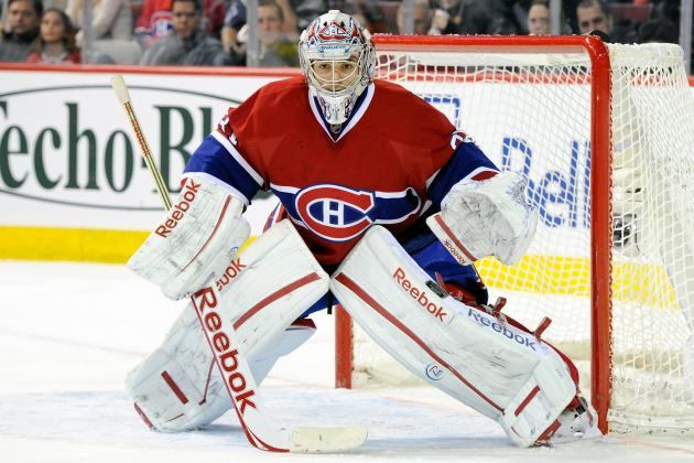 NHL Free Agency 2012: Carey Price Signs 6-Year Deal with Montreal Canadiens