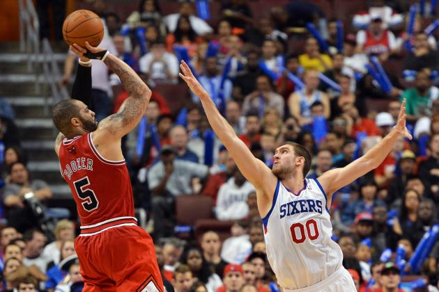 Chicago Bulls: Does Carlos Boozer for Kendrick Perkins Make Sense?