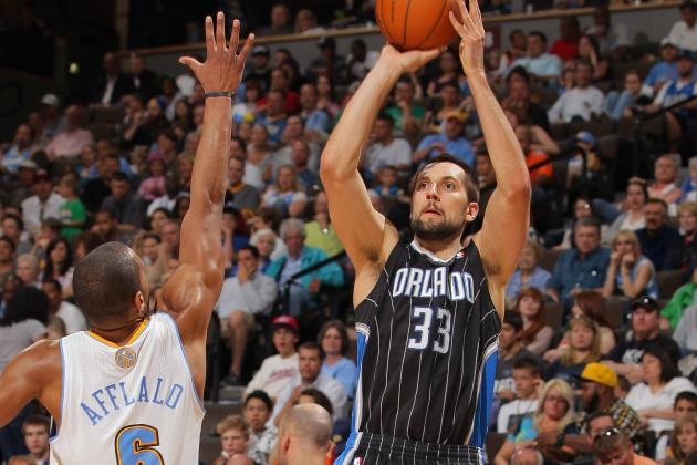 Kings Meet with Ryan Anderson