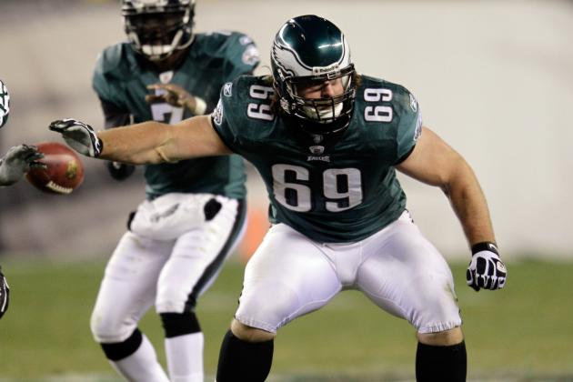 Counting Down the Top 10 Players in the NFC East: No. 9, Evan Mathis