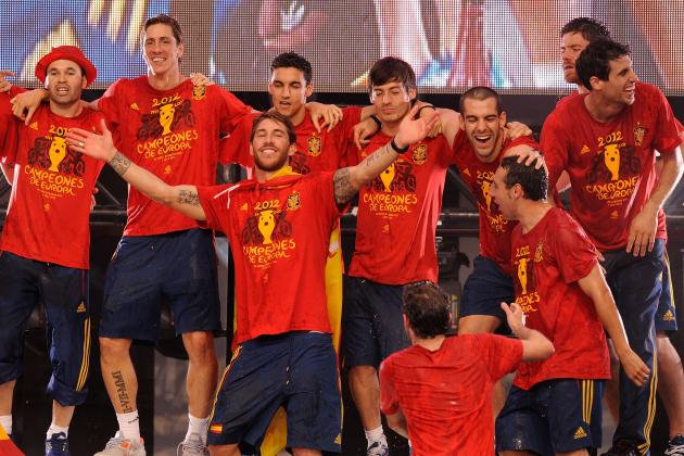Euro 2012: Spain's Easy Win Makes Them Obvious Favorite to Win 2014 World Cup