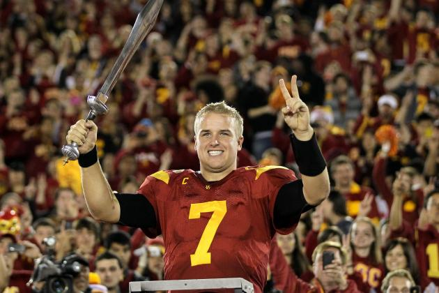 2013 NFL Mock Draft: Matt Barkley, Tyler Wilson and 1st-Round Predictions