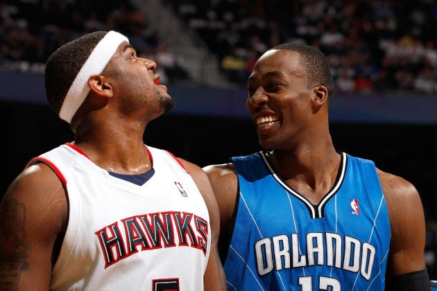 Dwight Howard: Are the Atlanta Hawks the Darkhorse to Land the Gifted Center?