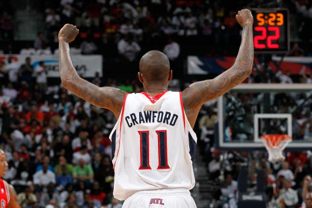 Minnesota Timberwolves Eyeing Guard Jamal Crawford, Looking for Own