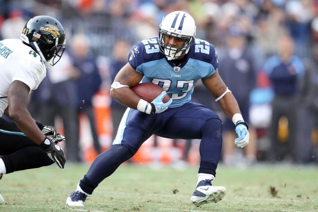 Tennessee Titans: Jamie Harper Needs Bigger Role in the Offense