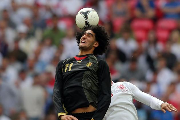 Why Marouane Fellaini Is World Football's Most Unappreciated Star