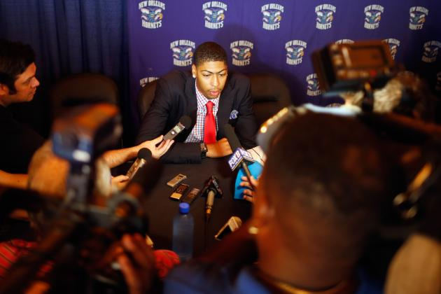 Kentucky Basketball: Anthony Davis, Darius Miller Are Perfect Fit in New Orleans