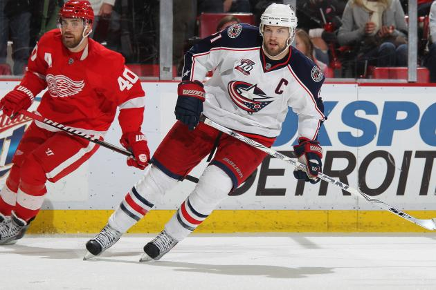 NHL Trade Speculation: Rick Nash in Detroit, Why This Is the Move to Make