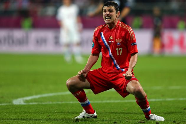 Arsenal Transfer Rumors: Alan Dzagoev Would Ease Potential Loss of RVP
