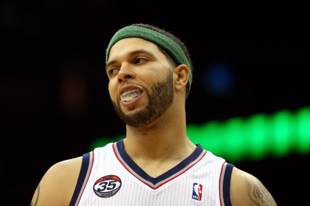 NBA Rumors: Joe Johnson Trade Should Send Deron Williams to the Dallas Mavericks