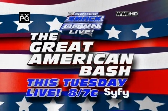 WWE SmackDown Preview: The Great American Bash Returns as a Live Special