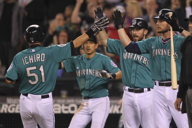 Mariners 6, Orioles 3