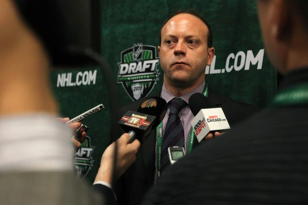 2012 NHL Free Agents: D-Day Will Define Legacy of Chicago Blackhawks Stan Bowman