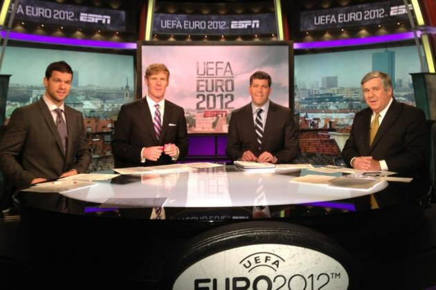 ESPN Ratings for Euro 2012 Demonstrate Soccer's Growing Reach in America