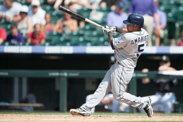Alexi Amarista Could Be the Next Tony Phillips for San Diego Padres