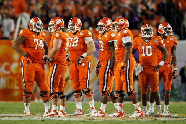 Clemson Football: Breaking Down Importance of Tigers' O-Line Production