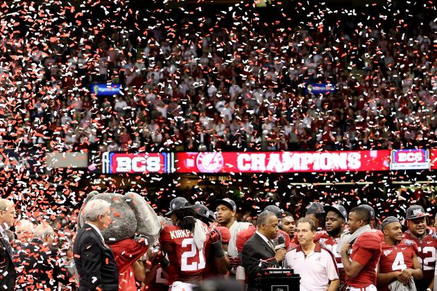 NCAA Football: Is the New Playoff Format an Improvement over the BCS?