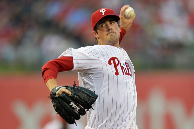 MLB Trade Rumors: When Will Cole Hamels Be Dealt by Philadelphia Phillies?