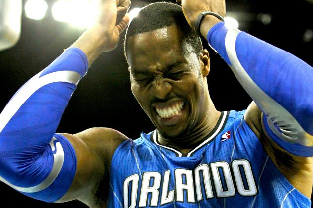 NBA Trade Rumors: Nets and Magic Reportedly Discussing Deal for Dwight Howard